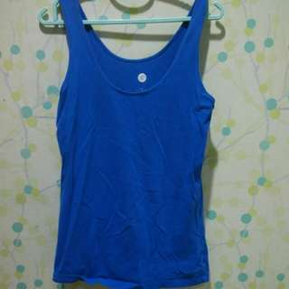 Cotton On Blue Singlet. #MidYearSale