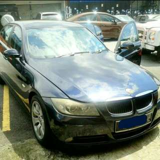 BMW E90 320i (A) Sambung Bayar /Car Continue Loan