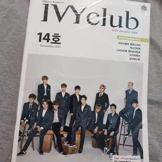 EXO Ivy League magazine