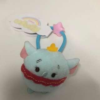 東京迪士尼 小飛象 橡筋