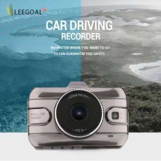 Leegoal 170 Degrees Wide Angle Dashbord Camera 3.0 LCD Car Dash Cam 1080P Video Recorder DVR+free gift sd card 16gb