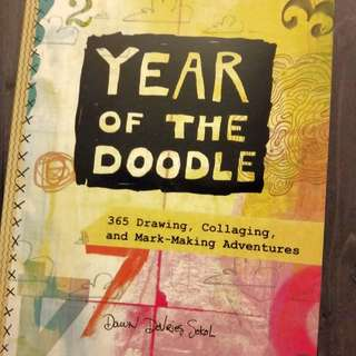 🚚 Year of the doodle 塗鴉日記