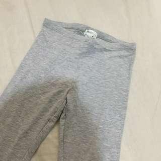 Grey Legging by Forever 21