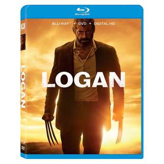 🌲Christmas Sales 27 ❄: 🆕 Logan Blu Ray + DVD