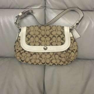 Coach handbag / shoulder bag