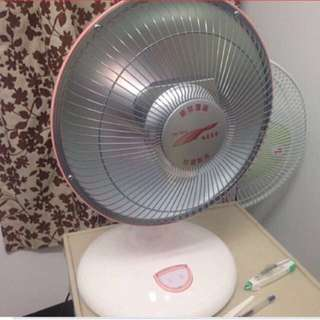 🚚 ❄️冬季五折出清❄️雙豪十吋電暖扇 #我的家飾可超取