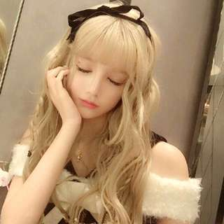 Blonde Wig Brand New for cosplay / Lolita fashion
