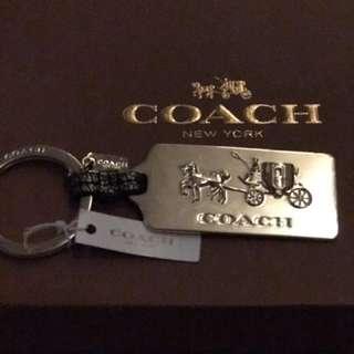 聖誕首選Coach鎖匙扣