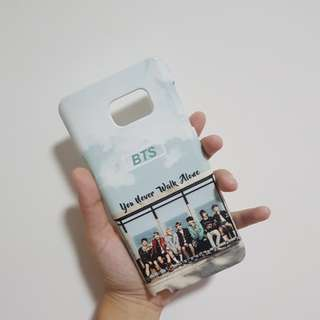 BTS samsung note 5 casing