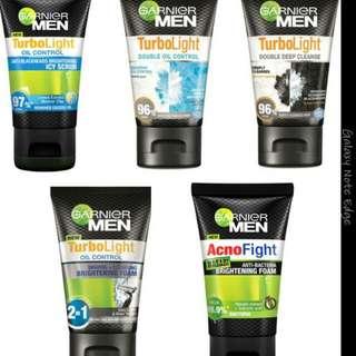 MEN Ganier Facial Wash
