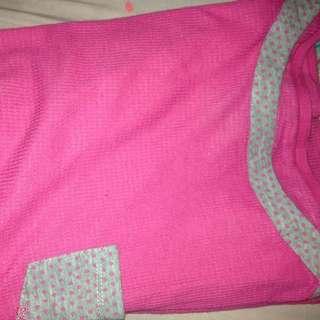 Longslave pink