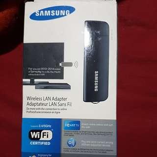 Samsung wifi lan adapter