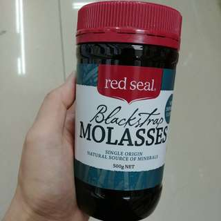 Red Seal 優質黑糖漿blackstrap molasses 500ml