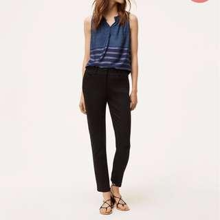The Loft - Marisa Skinny Dress Pants (Size 2, Petite)