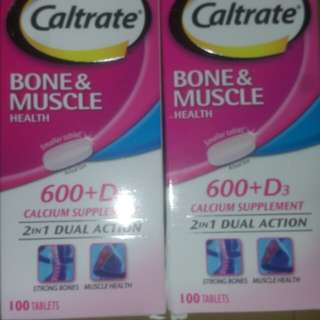 Caltrate Joint supplement
