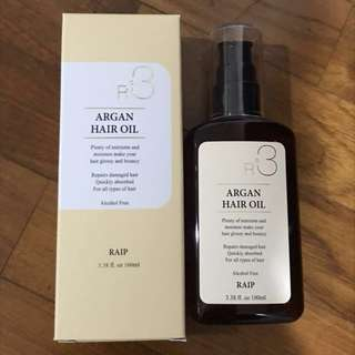 RAIP R3 Argan Hair Oil