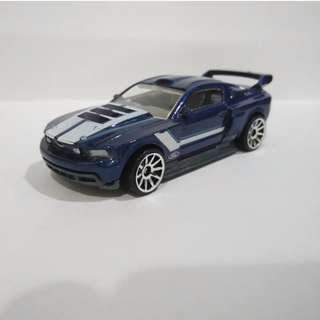 Hotwheels 12 Ford Mustang