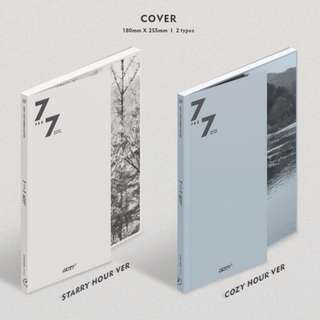 【Preorder】GOT7 - 7 for 7 (Present Edition)