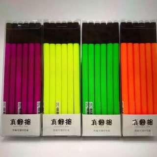 Erasable magic ballpoint pen