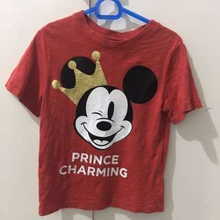 🔴 Gap Mickey Mouse T-shirt (SALE)