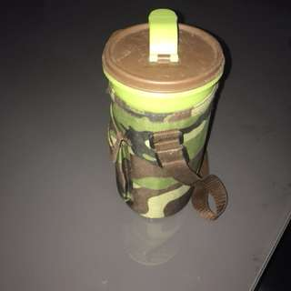 Water Bottle with sling