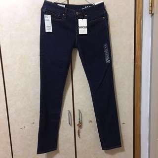🚚 Gap skinny 牛仔褲 #我的女裝可超取 #全新 #丹寧