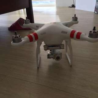DJI Phantom 2 Vision Plus drone
