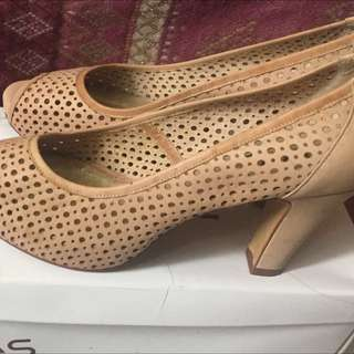 TAS魚口鞋 #五百元好女鞋