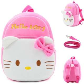 Plush KITTY Safety Harness Bag