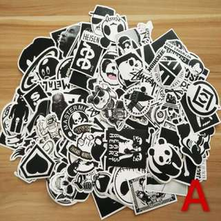 🎁Xmas PROMO🎁30/50/100 Waterproof PVC Stickers