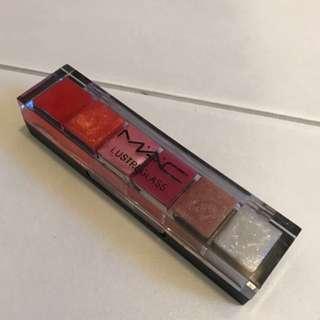 MAC 6 Colour Lipgloss