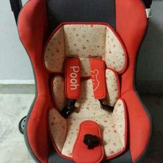 Baby Car Seat Disney