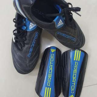 Adidas predator boot