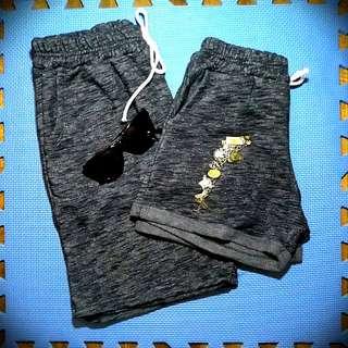 Couples Jogger shorts