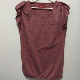 JAG Blouse (Red)