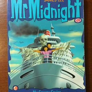 Mr Midnight Children's/Kids/Horror/Ghost Story Book