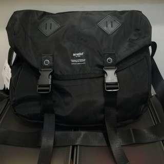 Authentic Messenger Bag