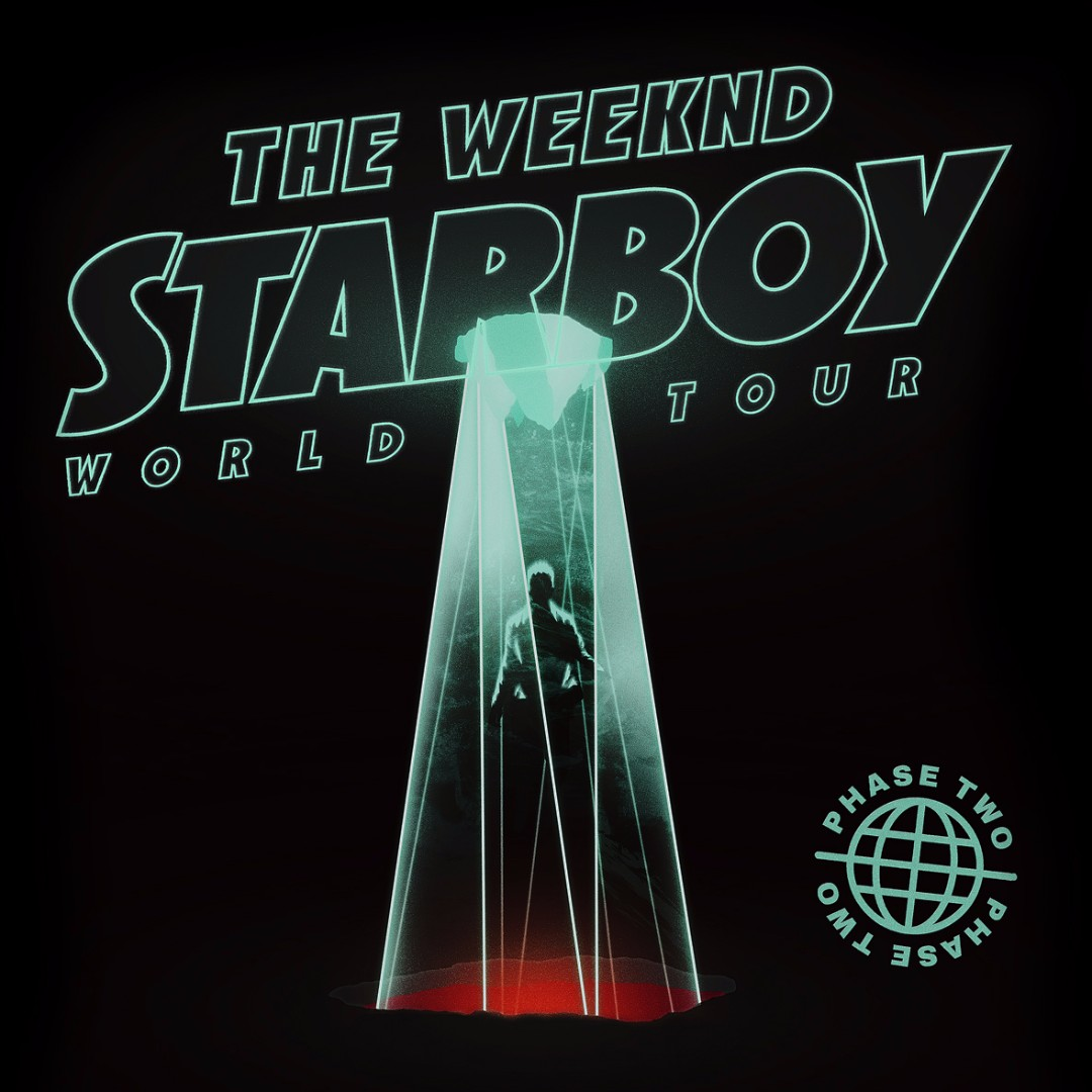 2x THE WEEKND TICKETS