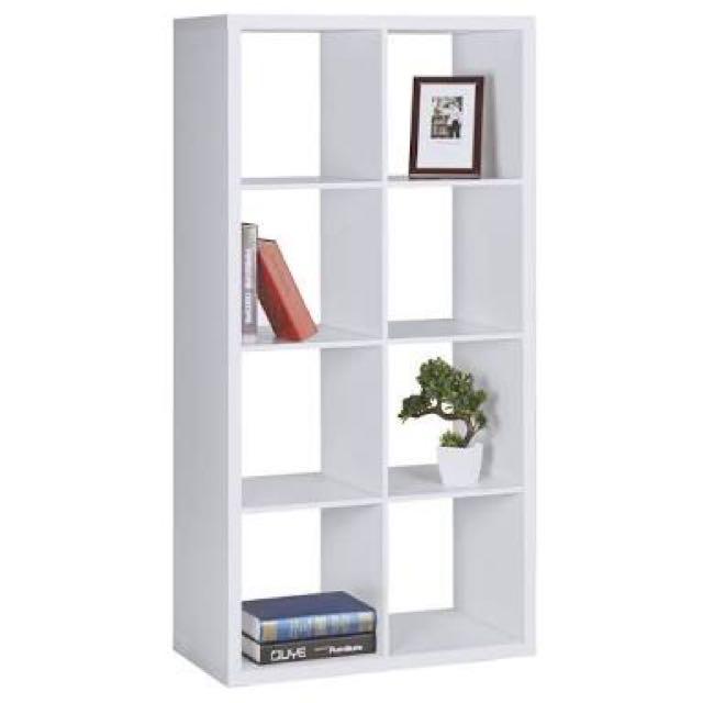 8 cube shelf