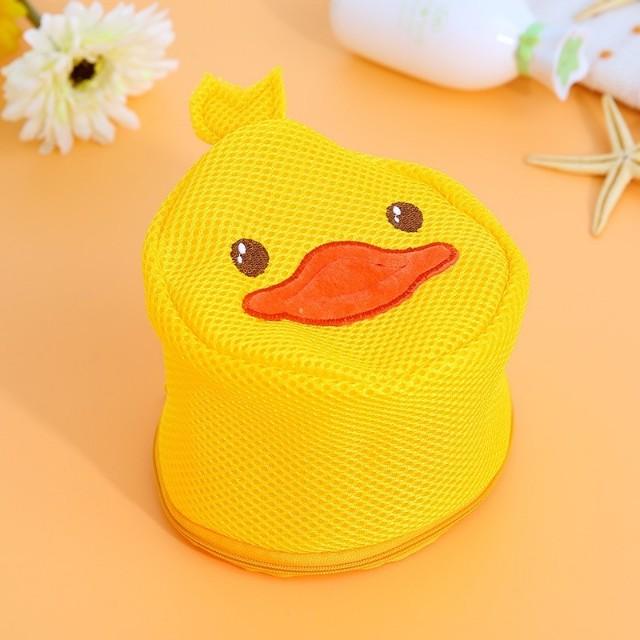 💥全新現貨💥黃色小鴨洗衣袋(小號)