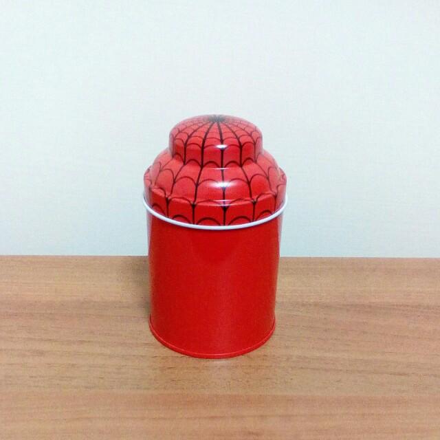 蜘蛛人小鐵罐