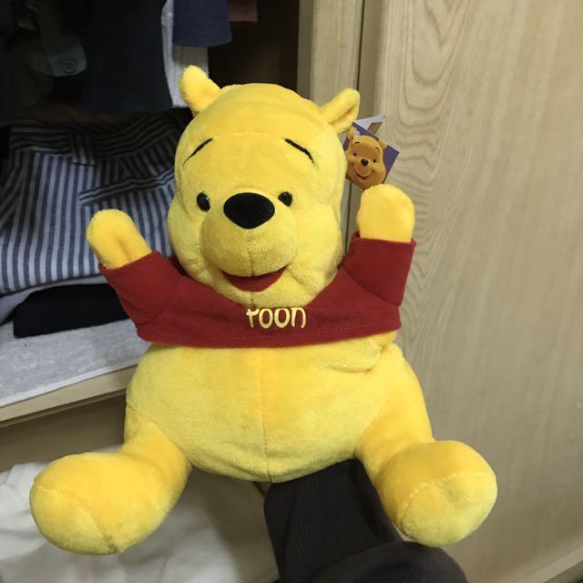 維尼玩偶#我的家飾可超取