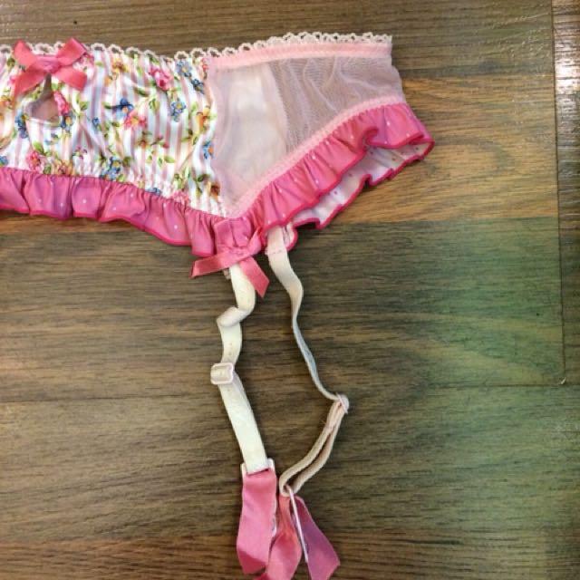💌包郵:全新吊襪帶