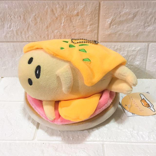 蛋黃哥 吊飾娃娃 玩偶