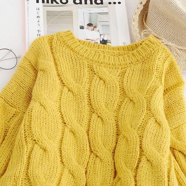 寬版毛衣  #我的女裝可超取 #好物任你換 #手滑買太多