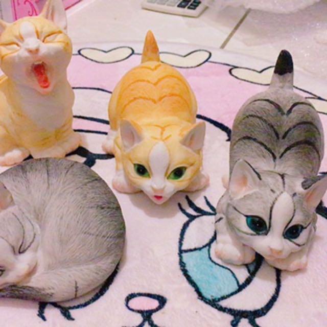 現貨 貓奴最愛❤️CP值超高擺飾 #我的家飾可超取