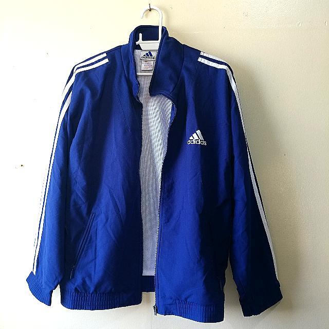 Sale! Adidas blue Jacket