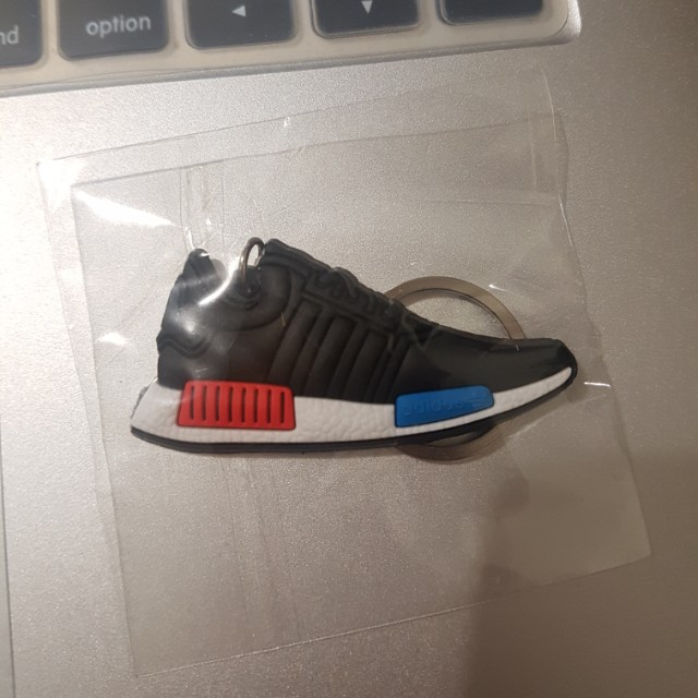 Adidas Nmd R1 Og Keyring