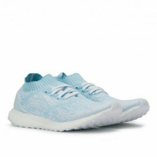 f08f820f6eef8 Adidas x Parley Ultra Boost Uncaged - Ice Blue US10