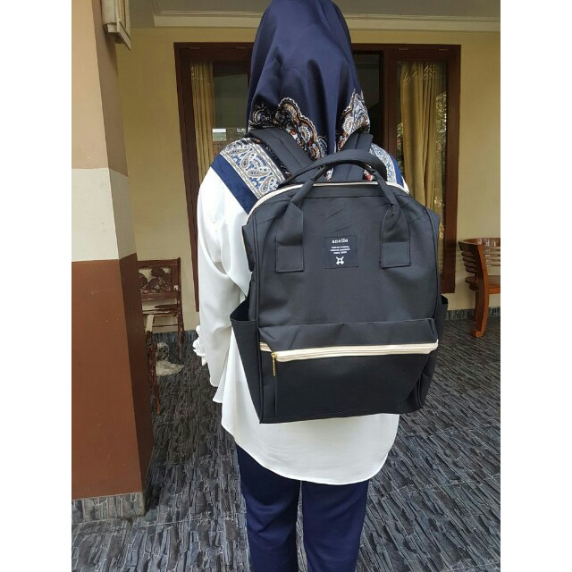 Anello Backpack size besar